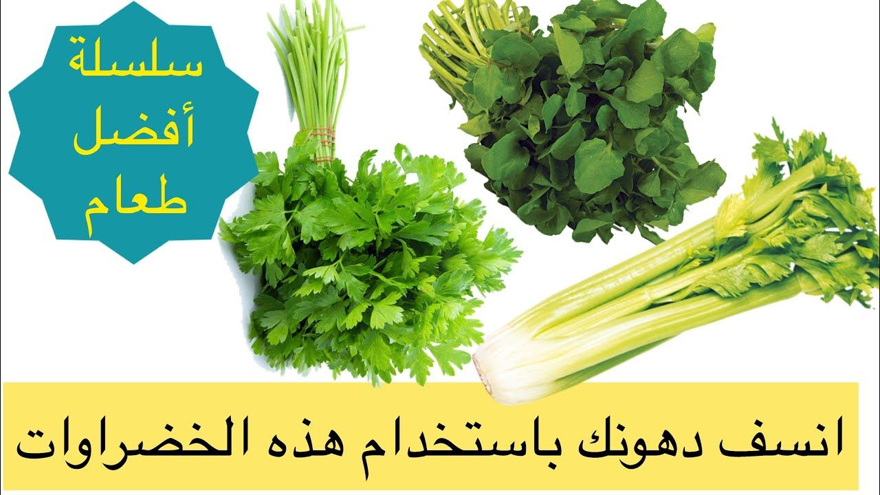 أفضل 3 أنواع خضار ورقي لانقاص الوزن سريعا وتخسيس البطن ونحت الخصر سد الشهية سلسلة أفضل طعام 1 Youtube Herbs Vegetables Food