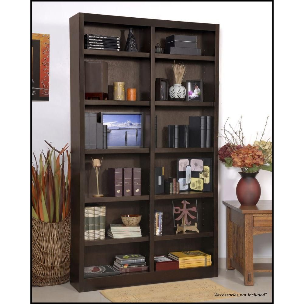 Midas D Wide Bookcase Home Bookcase