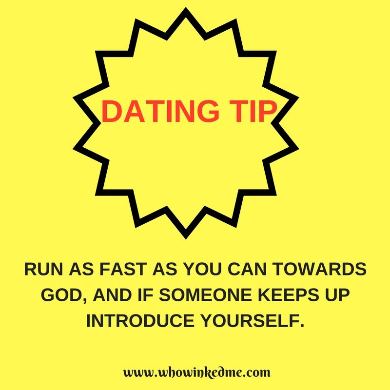 Online dating god will