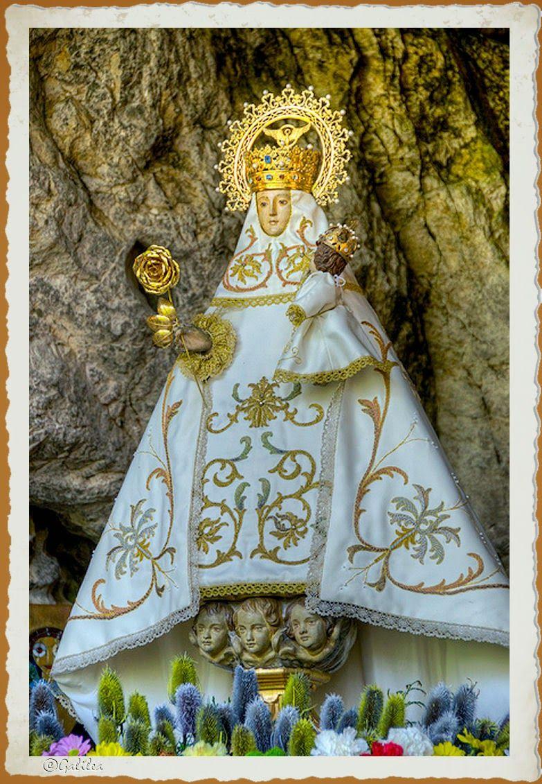 Santa María Madre De Dios Y Madre Nuestra Nuestra Señora De Covadonga 8 De Septiembre Virgen De Covadonga Covadonga Tesoros Escondidos