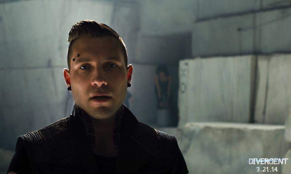 Eric. -Divergent | Divergent | Pinterest