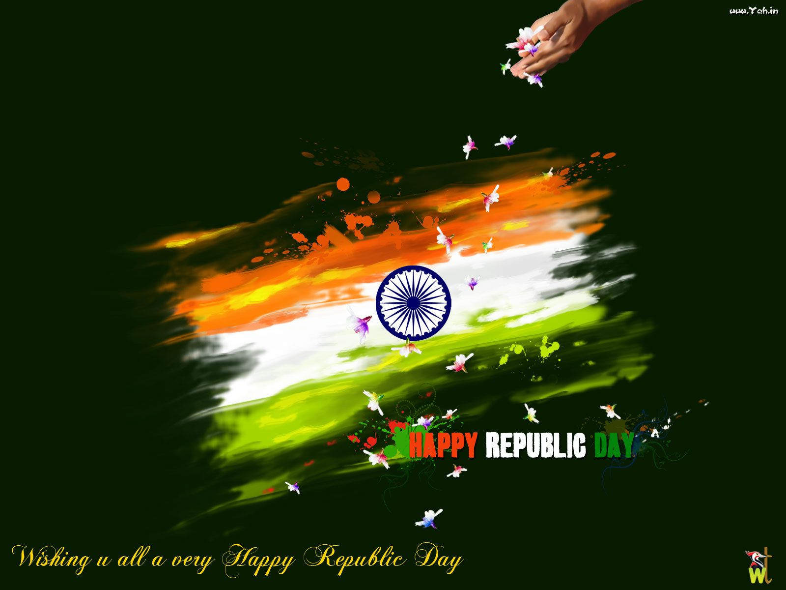 Occasions female turkey pinterest indian flag wallpaper and uitv wishes all indians in india and abroad happy republic day 2013 united indians television uitv is a global internet television network voltagebd Choice Image