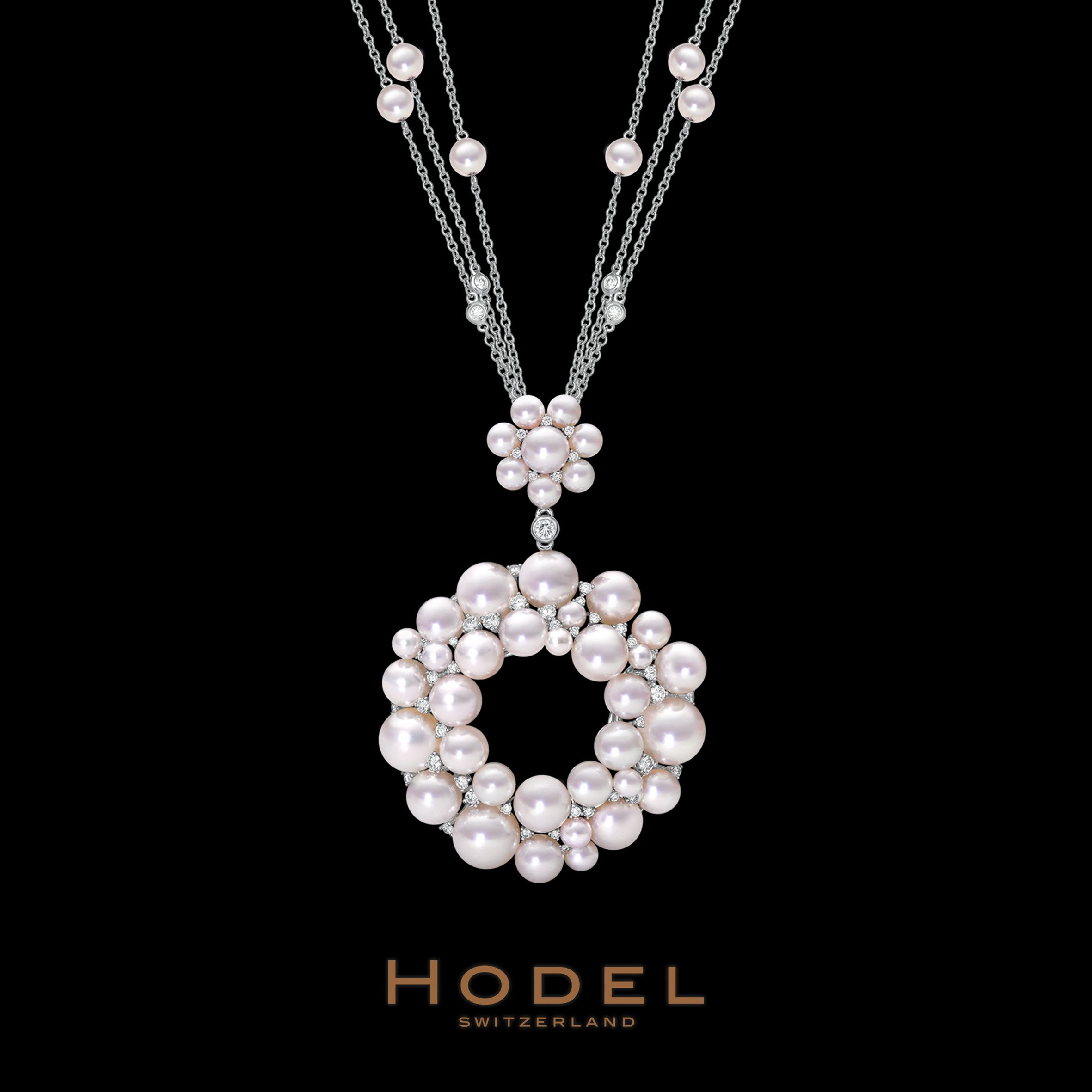 Hodel (hong Kong) Limited #booth No 1e403 #luxurious And #naturally ·  Bubble Playpearl Jewelrypearl