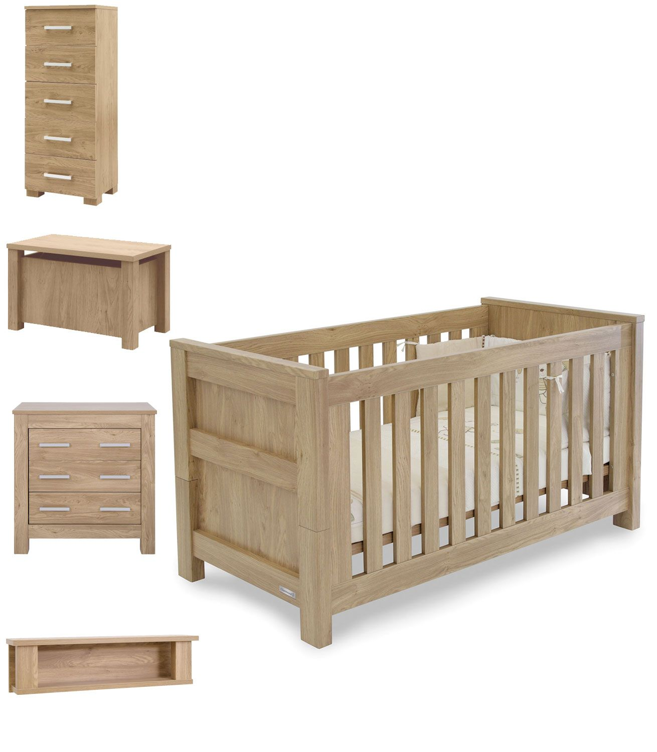 Buy your Babystyle Bordeaux Roomset from Kiddicare