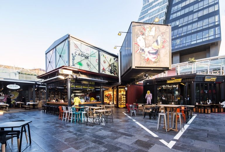 Shipping Container Projects 9 shipping container projects take design to new heights