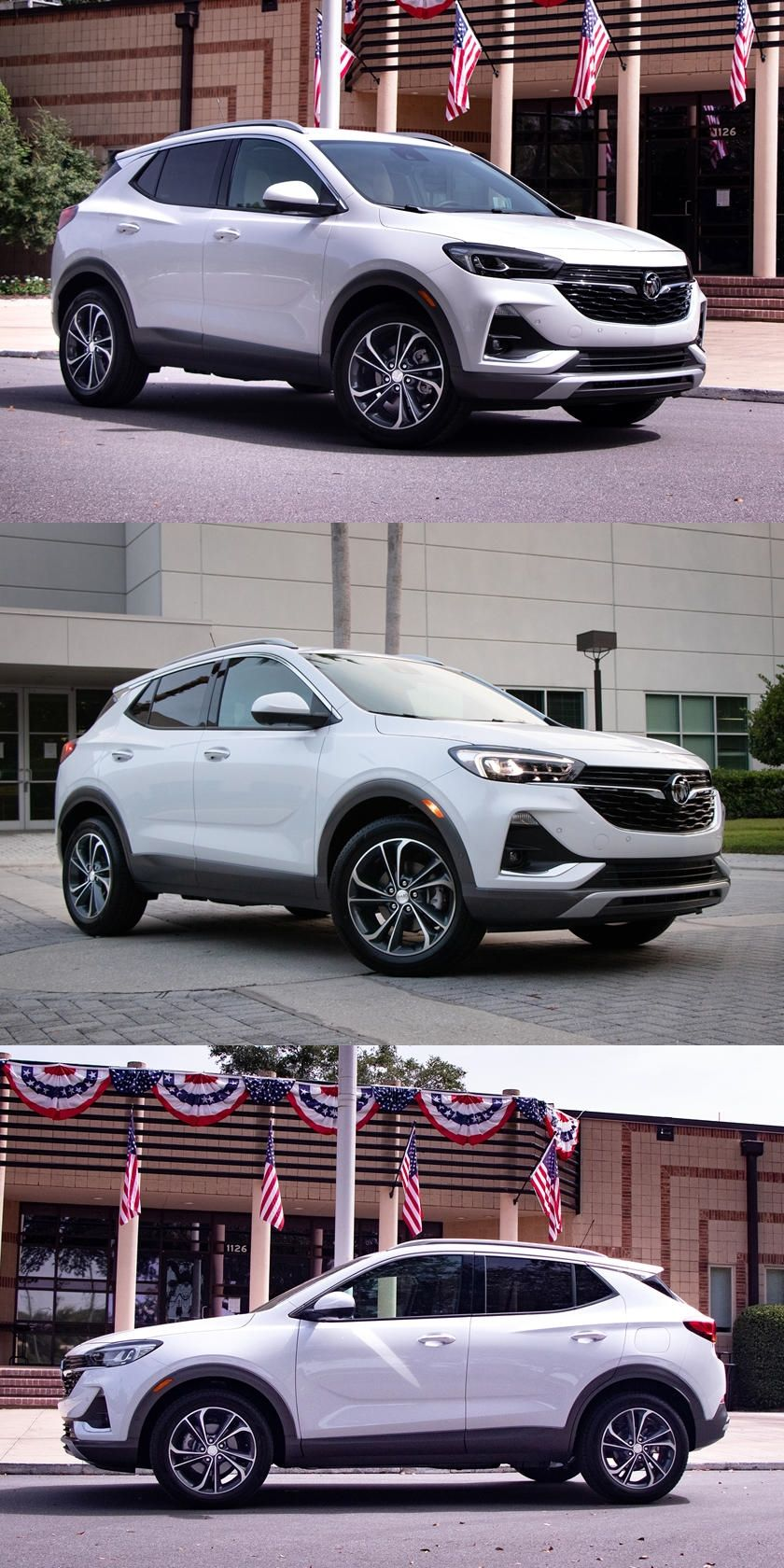 Buick Has Big Plans For Its Newest Model In America The Encore Gx Could Become Its Next Best Seller In 2020 Buick New Model Subcompact