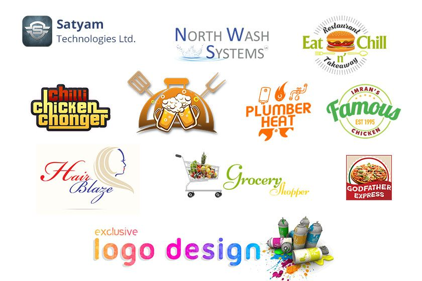 We Offer Unique But Affordable Logo Design Service In Aberdeen And