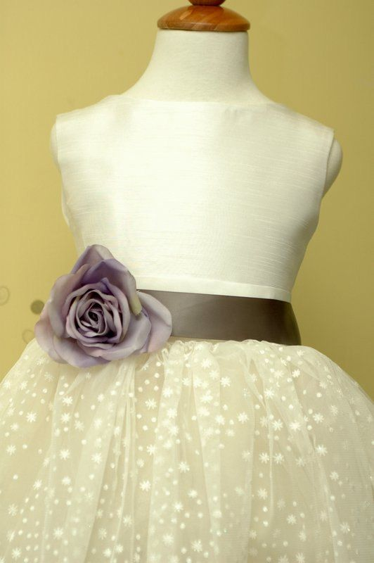 Wedding flower girl dress dress for weddings by juliettaboutique, $117.00