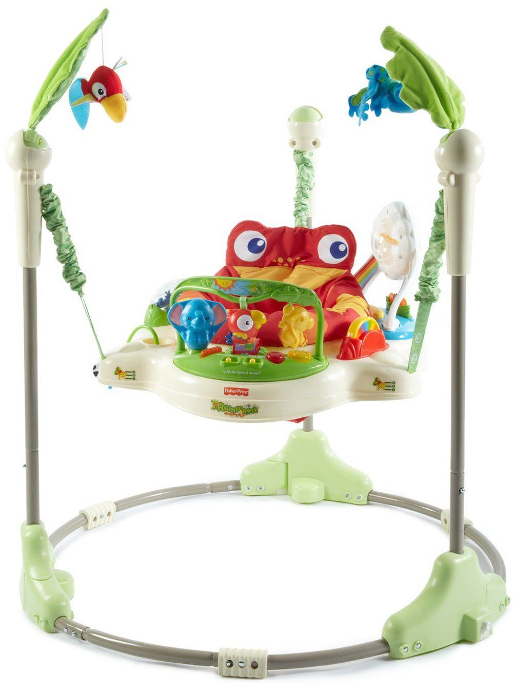 e4f52341d011 FisherPrice Rainforest Jumperoo    Click image to review more ...