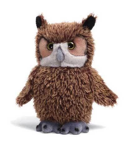 Owl Beanbag