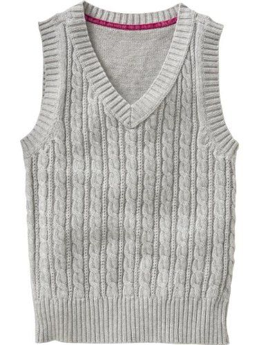 Old Navy Girls Cable-Knit Sweater Vests | Girls sweaters, Old navy girls,  Sweaters