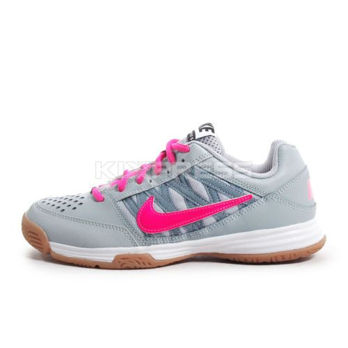 WMNS-Nike-Nike-Court-Shuttle-V-525765-060-Badminton-Volleyball-Gray-Pink f3cf3fd33