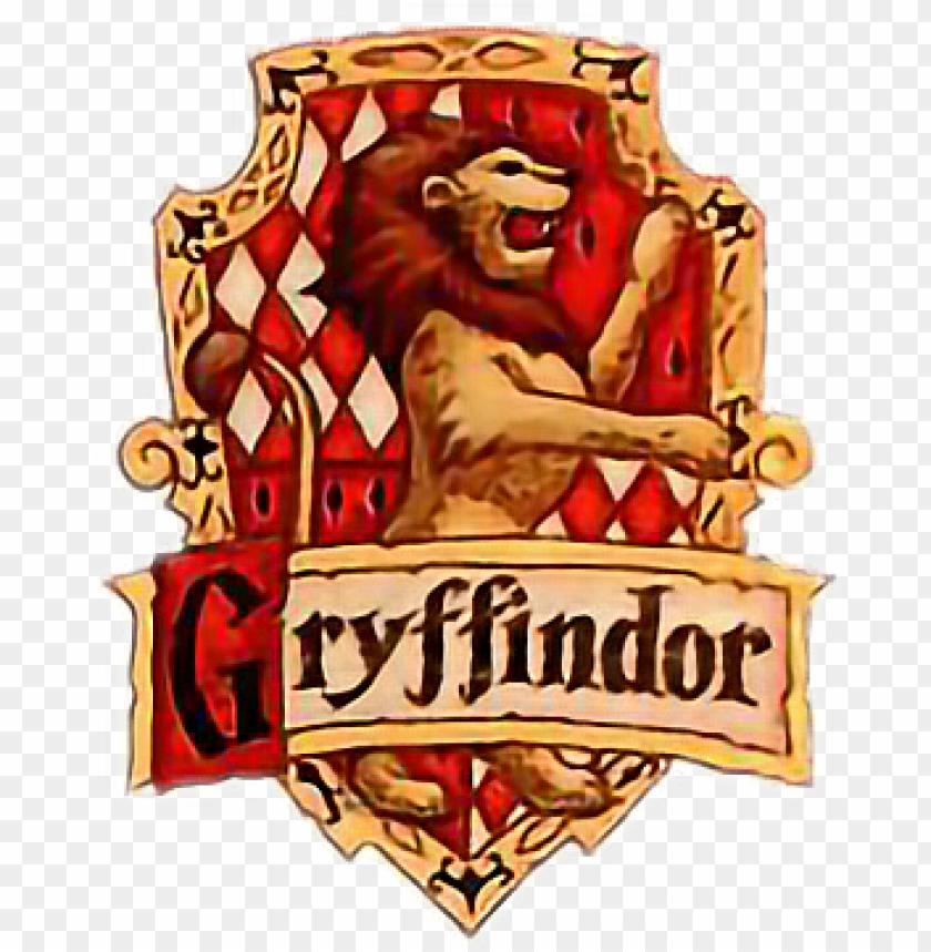 Howgarts Gryffindor Harrypotter Tumblr Griffindor Harry Potter Logo Png Image With Transparent Background Png Free Png Images Harry Potter Logo Harry Potter Stickers Harry Potter Pictures