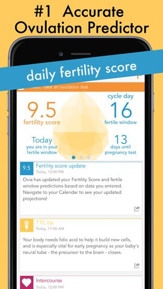 I Have This App And The Pregnancy App Seriously Love
