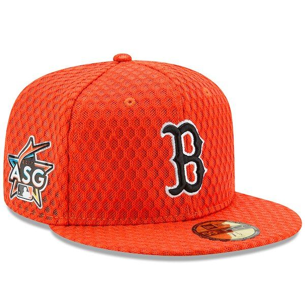 e3425102112457 Men's Boston Red Sox New Era Orange 2017 Home Run Derby Side Patch 59FIFTY  Fitted Hat, Sale: $30.99 - You Save: $9.00