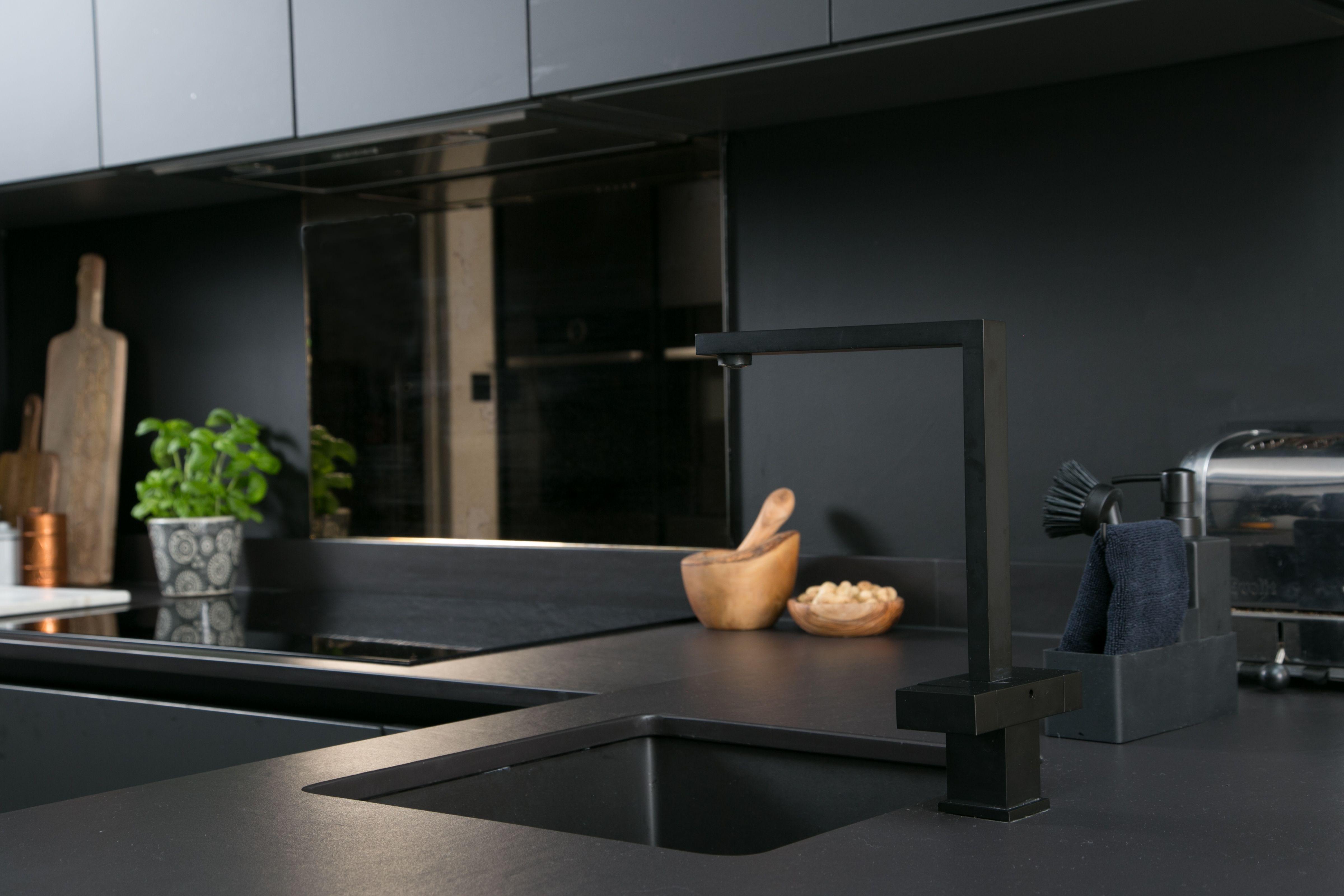 Black Magic in 2020 Kitchen accessories, Wren kitchen