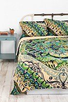 Painted Mandala Quilt  #UrbanOutfitters