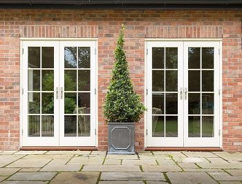 Image Result For Outward Opening Exterior French Door Brick Exterior