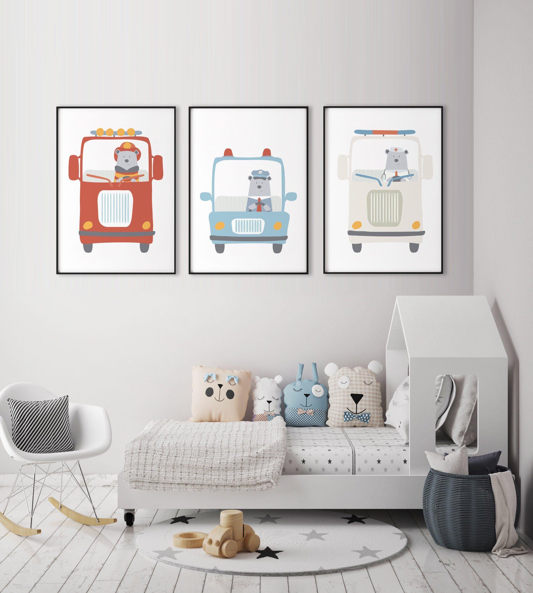 Постеры для детской новинки
