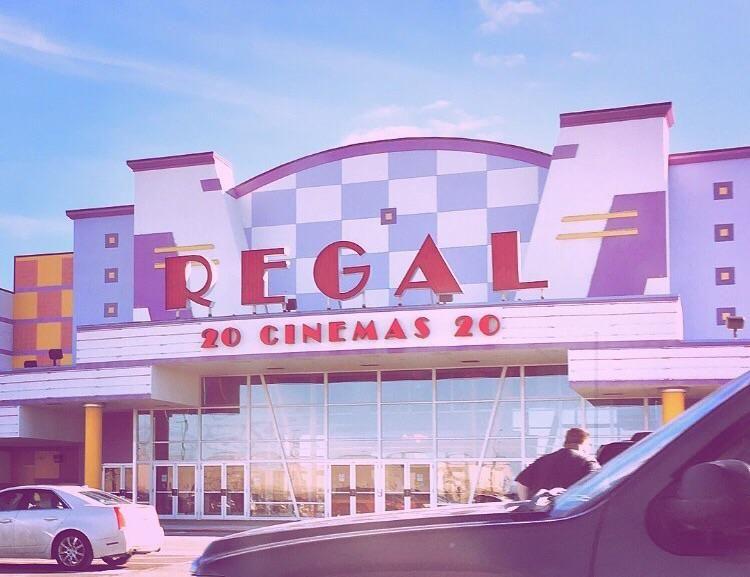 This Movie Theater In Ohio Vaporwave Glitch Aesthetic Hypnagogic Digital Art Retro Utopia Seapunk Vhs 90s Analog No Movie Theater Movies Vaporwave