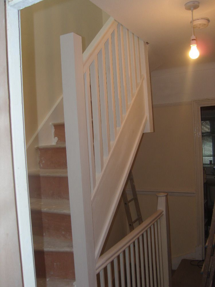 loft conversion stairs building regulations