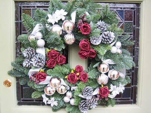 Christmas wreath!  :)