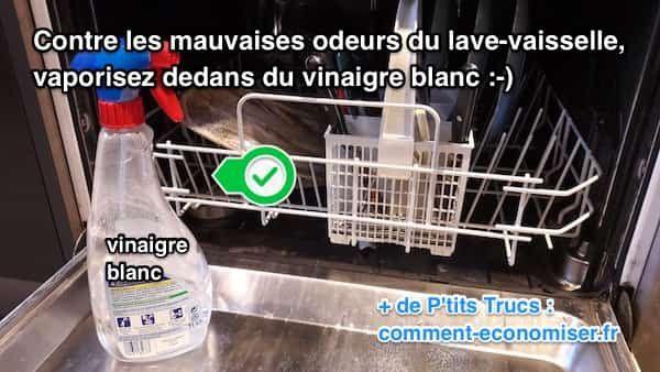 3 Astuces Efficaces Contre Les Odeurs D Un Lave Vaisselle Qui Pue Lave Vaisselle Recettes De Nettoyage Lave Vaisselle Encastrable