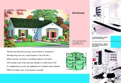 I know that house! Traditional, yet Minimal Design | Minimal ... Traditional S House Designs on 1950s contemporary house designs, 1950s architecture designs, 1950s ranch house designs, 1950s small house designs, 1950s traditional kitchen design,