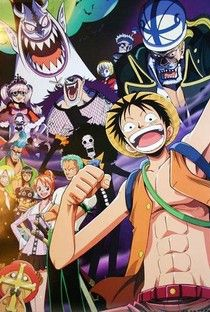 Thiller Bark Saga Anime One Piece Anime One Piece Pictures