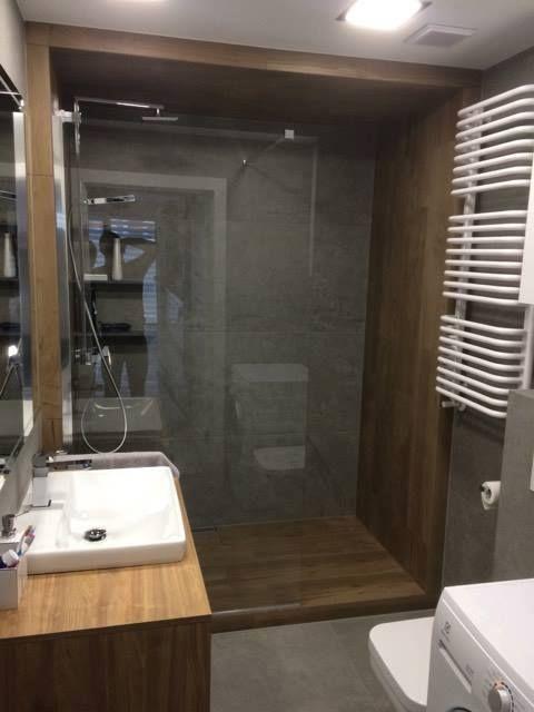 Pin Od Marta Ma Na Bathroom łazienka Wystrój I Małe łazienki