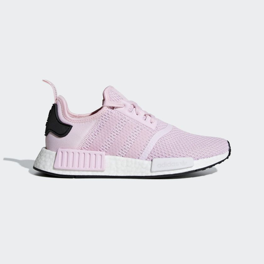 NMD_R1 Shoes Clear Pink Cloud White Core Black B37648