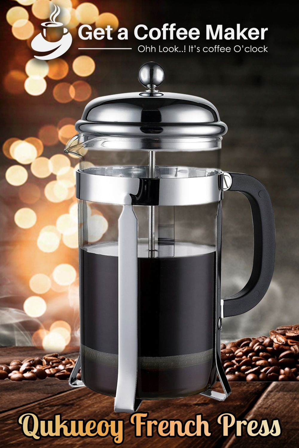 Top 10 French Press Coffee Makers Feb 2020 Reviews Buyers Guide French Press Coffee Maker Coffee Maker Reviews Coffee Maker