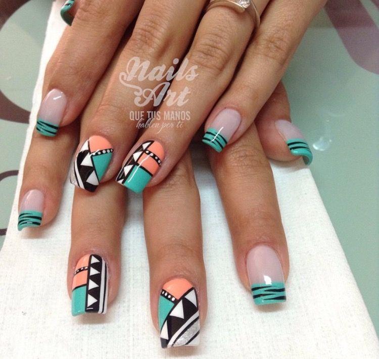 Pin by Judy Ng on Nails nails | Pinterest | Nail nail