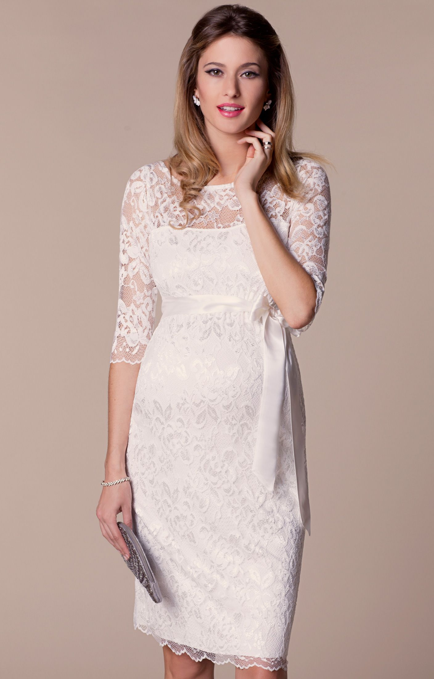 Amelia dress short amelia ivory and wedding dress amelia dress short lace maternity dressesmaternity shortswedding ombrellifo Images