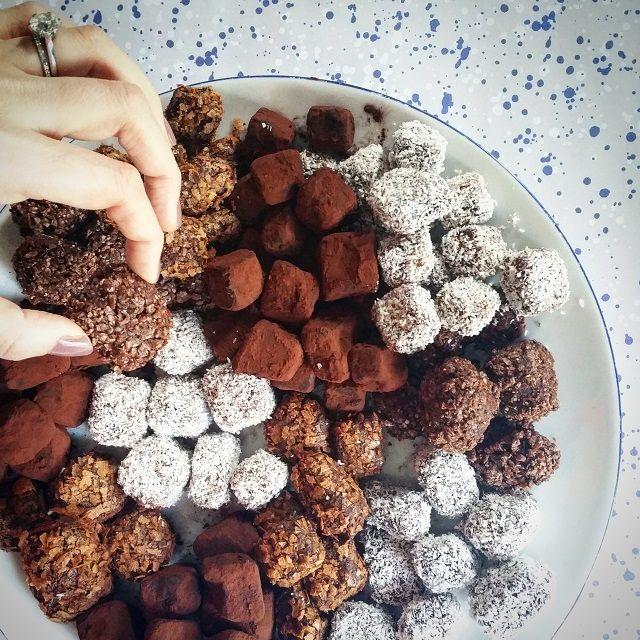 Truffes au chocolat faciles et originales - Gratinez