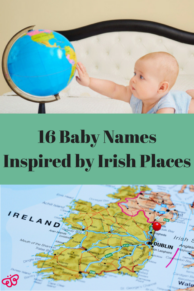 16 Baby Names Inspired By Irish Places | Irish baby names ...