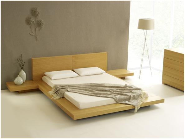 Cama japonesa estilo Tatami. | bedroom | Pinterest | Cama japonesa ...