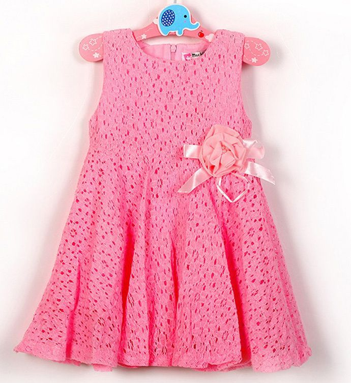 9ec3c6ac885 Easy To Stitched Simple & Elegant Baby Girls Frocks 2017 | Girls ...