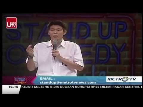 Aldes ~ Stand Up Comedy Terbaru 31 Mei 2015 Metro TV FULL