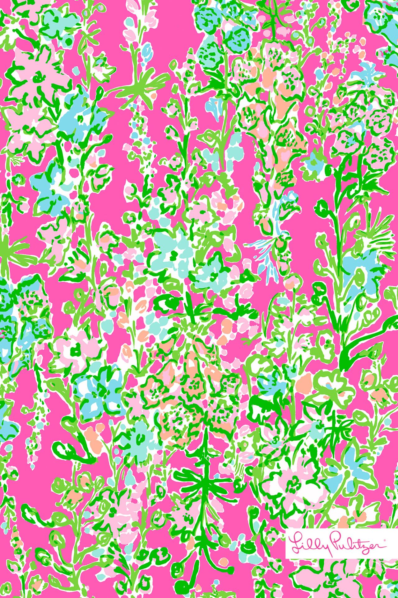 Lilly Pulitzer Patterns Lilly Pulitzer Southern Charm Mobile Wallpapercheck Out The Rest