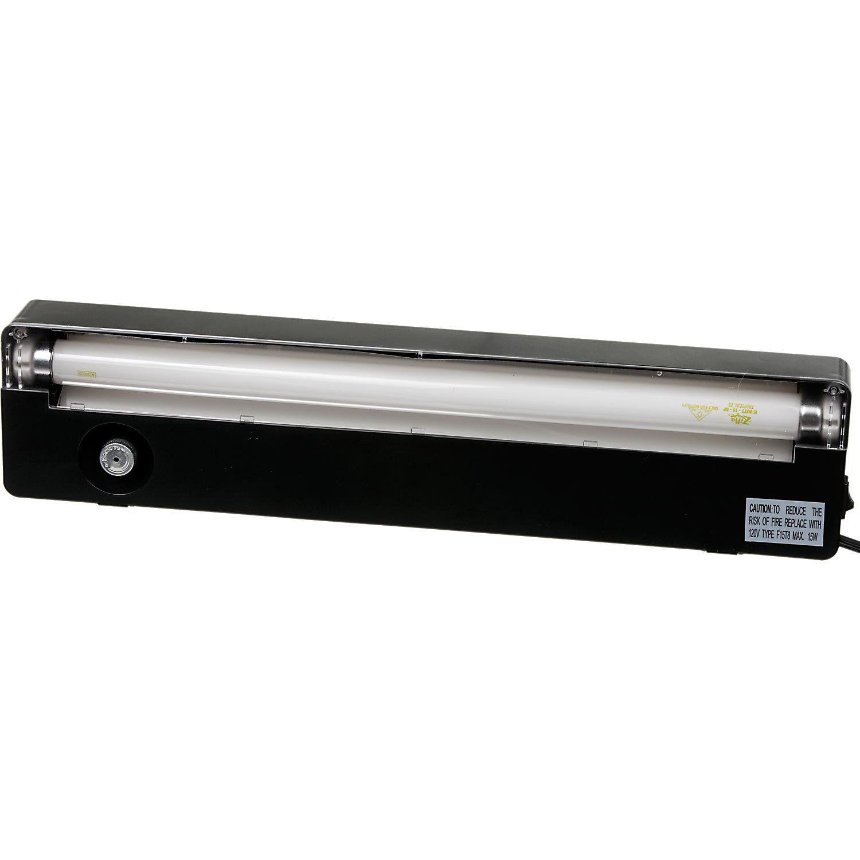 Zilla Slimline Tropical 25 UVB T8 Fluorescent Fixture in