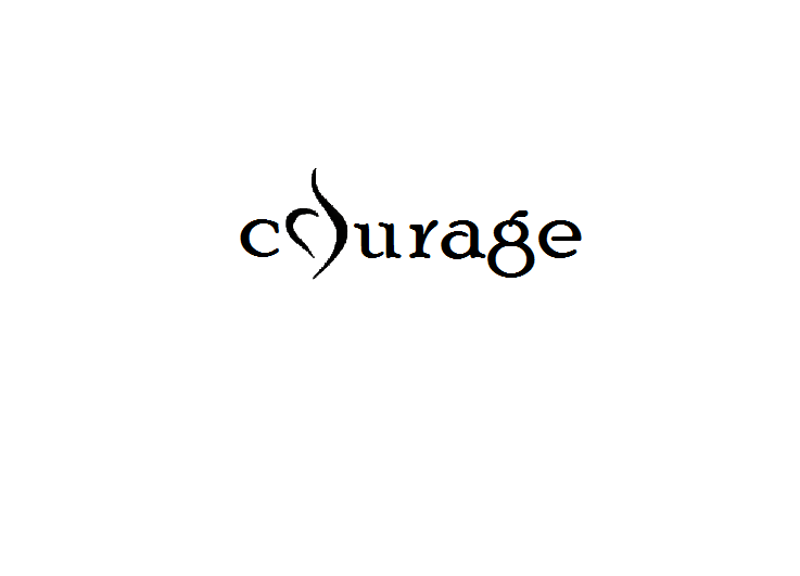 Courage + NEDA symbol | Love Yourself First