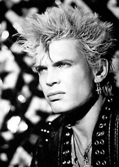 "Rock Of Ages: Billy Idol- ""Cradle of Love"""