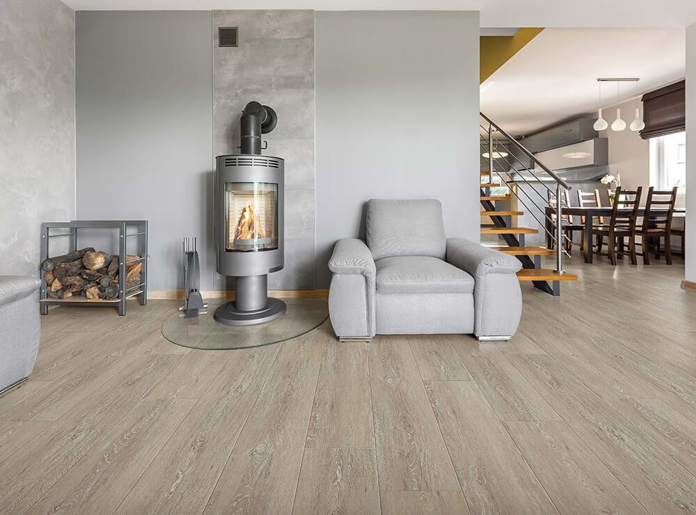 Everest oak Vinyl wood flooring, Coretec flooring