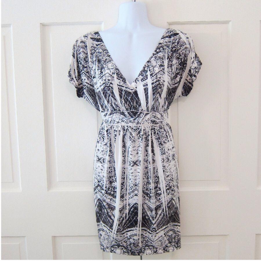 One World Printed Dress/Long Shirt