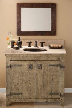36 Old World Vanity Traditional Bathroom Vanities And Sink Consoles San Luis