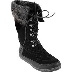 These mid-calf boots by Journee Collection feature a stylish lace-up design.