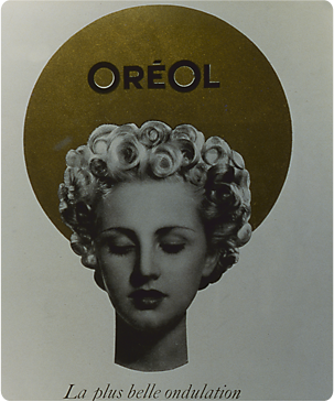 1945 A Certain Coco Chanel Gives Fresh Impetus To The Fashion For Short Hair Held Up In Curls By A Perm Unfortun Permed Hairstyles Short Hair Styles Loreal