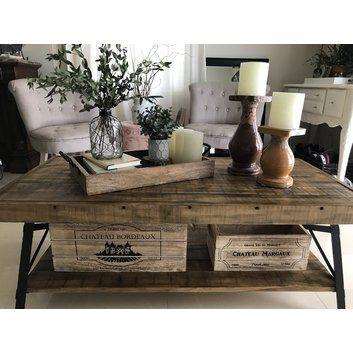 44++ Farmhouse coffee table with storage info