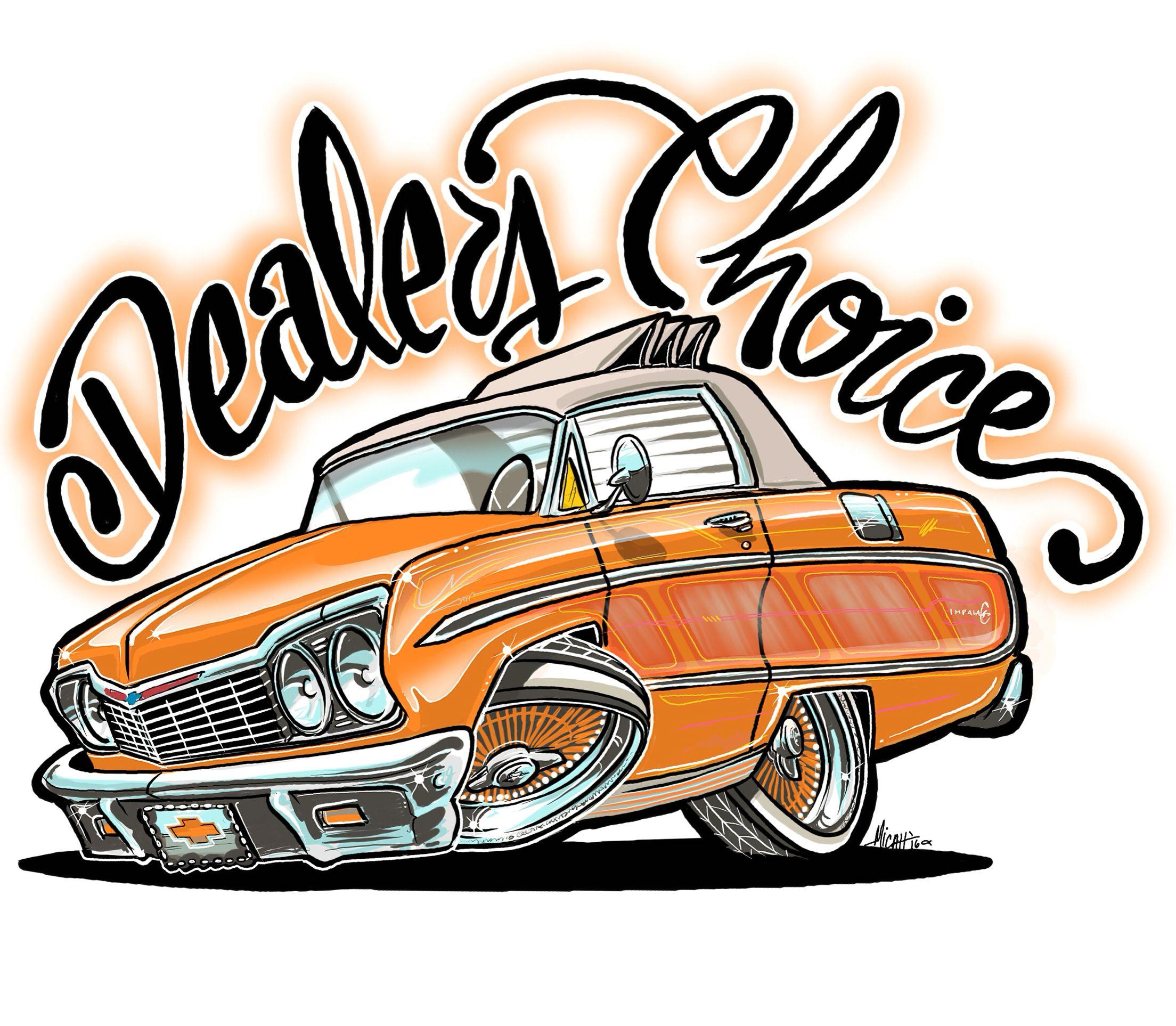 1964 Impala Show Winner Micahdoodles